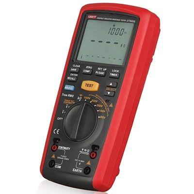 UT505 Insulation Resistance Tester Handheld New Zealand (4)