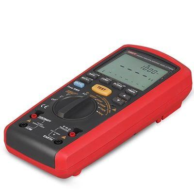 UT505 Insulation Resistance Tester Handheld New Zealand (5)