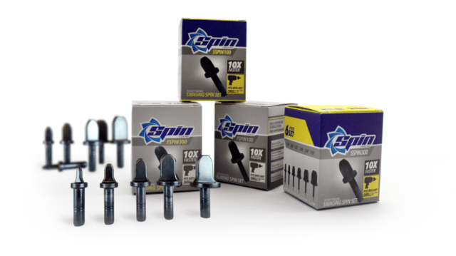 Spin Flaring Tools for HVACR