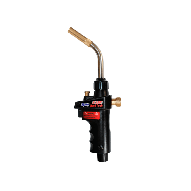 SPIN Hand Torch Brazing