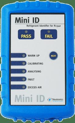 Mini ID™ R134a Refrigerant Identifier 1