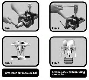 537-F Detail 37 Degree Flaring Tool