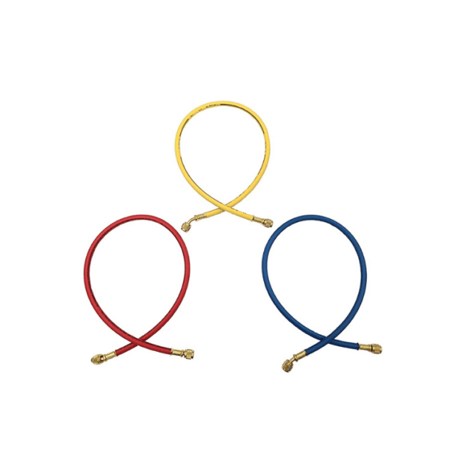 """Imperial IMP-805MRS 60 Inch Hose Set of 3 - 1/4"""" SAE Fittings NZ 1"""