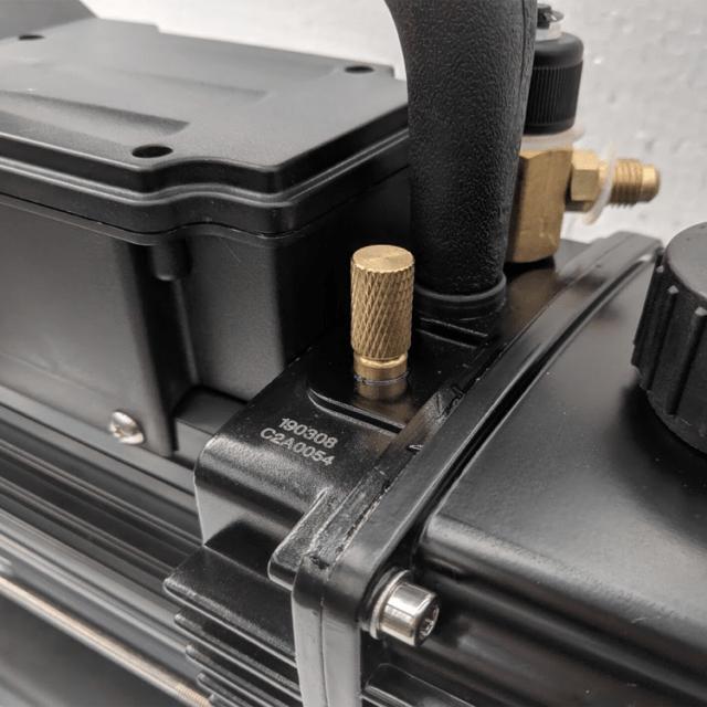 Javac Cal Vacuum Pump Hvac R32 Refrigeration 2