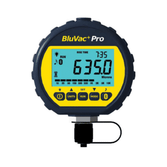 Bluvac+ Pro Wireless Digital Vacuum Gauge NZ