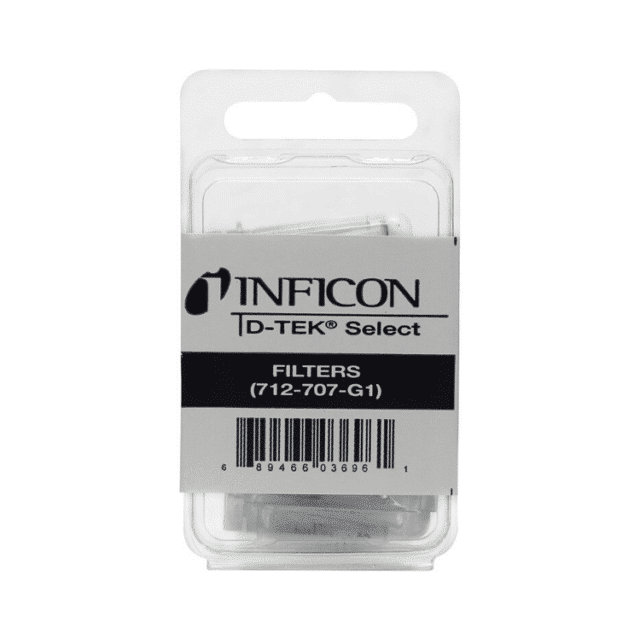 Inficon 712 707 G1 Replacement Filter Cartridges For D Tek Select Hvactools Nz