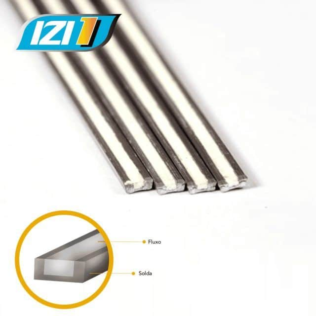 Izi 1 Aluminium Cooper Welding And Brazing Rods NZ 3