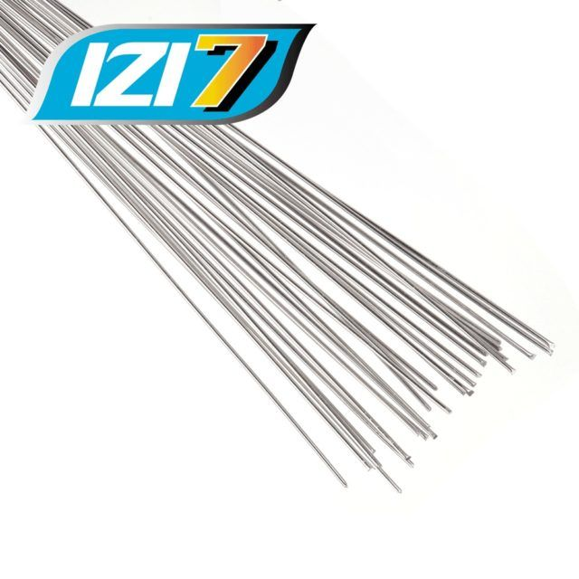 IZI 7 Welding And Brazing Rods For Aluminium + Aluminium (10) NZ 3