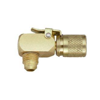 """Imperial 27C 90° Elbow KWIK-Coupler 5/16"""" for R410a & R32 NZ"""
