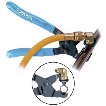 Imperial PT109SP Refrigerant Recovery Tool NZ 1