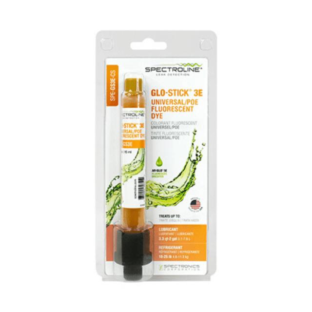 Spectroline Glo Stick 3e Universal Poe Dye Capsule NZ