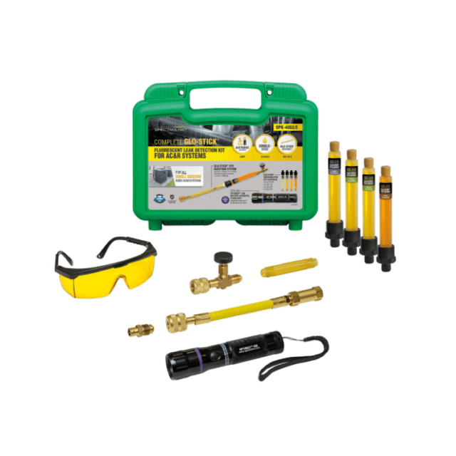 Spectroline Glo Stick Complete Leak Detection Kit NZ