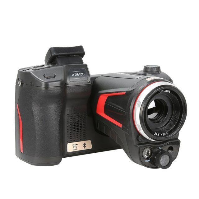 UTi640C Thermal Imager NZ 1