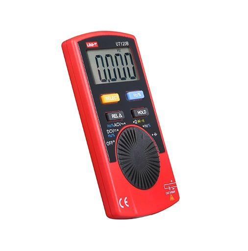 UT120B Auto Range Pocket Digital Multimeter - HVACTOOLS NZ (05)