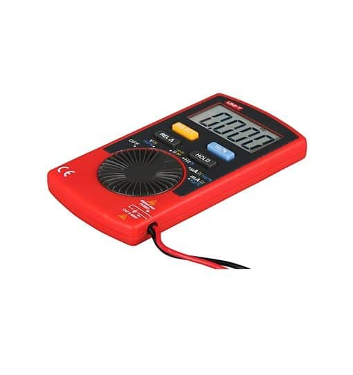 UT120B Auto Range Pocket Digital Multimeter - HVACTOOLS NZ