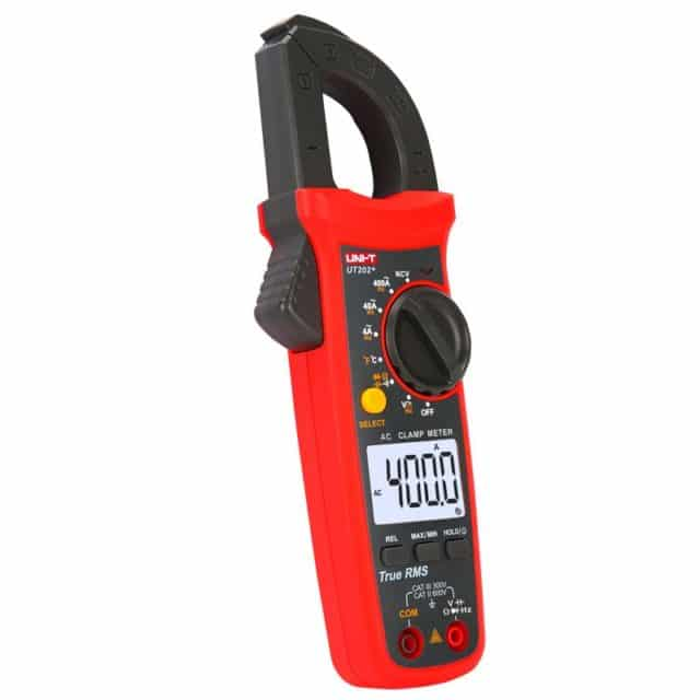 UT202+ Digital Clamp Meter NZ 2
