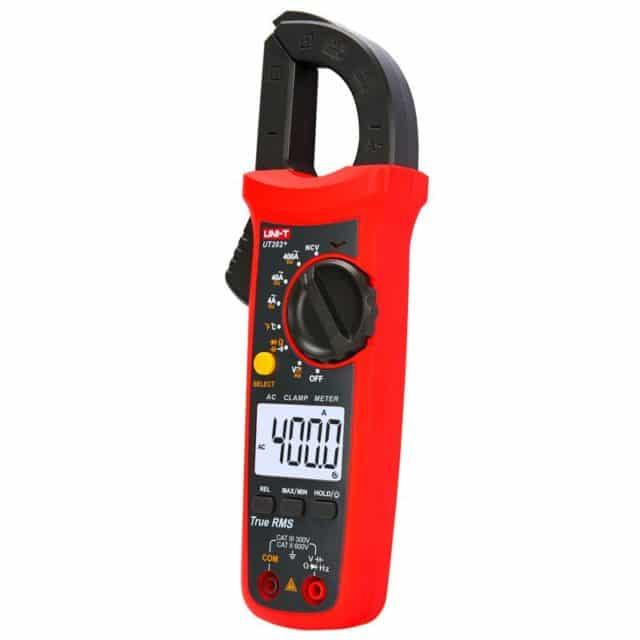 UT202+ Digital Clamp Meter NZ 3