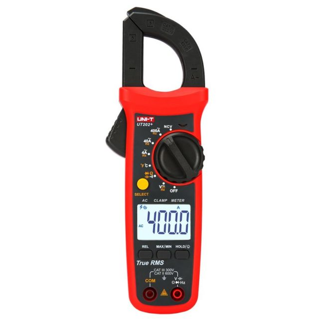 UT202+ Digital Clamp Meter NZ