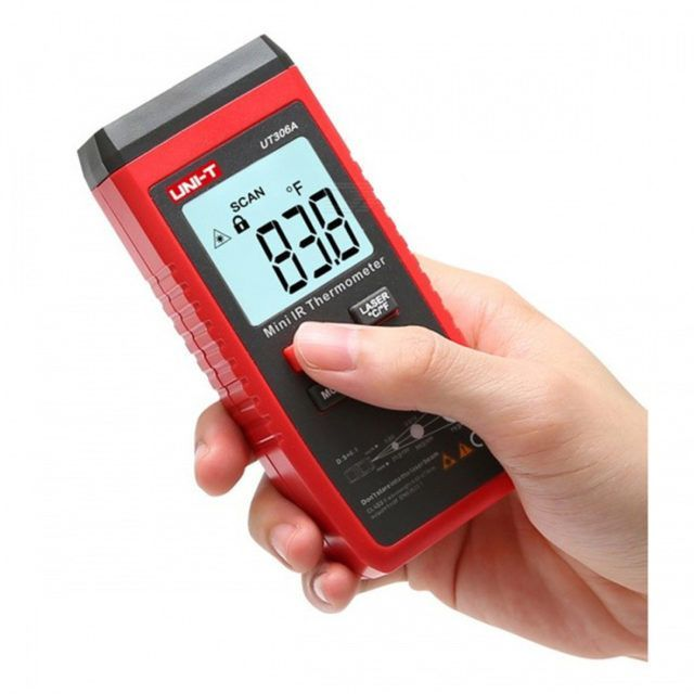 UT306A Mini IR Thermometer NZ 2