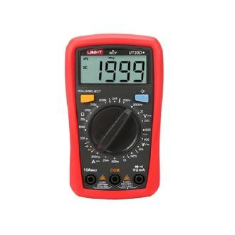 UT33B Palm Size Multimeter NZ 2