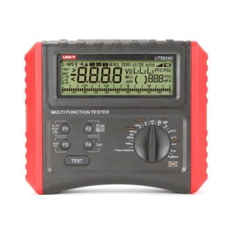 UT593AU Multifunction RCD Loop Tester