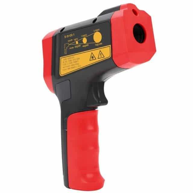 Uni-T UT302A+ Non-Contact Infrared Thermometer NZ 2