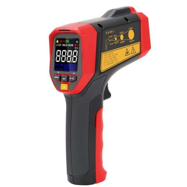 Uni-T UT302A+ Non-Contact Infrared Thermometer NZ 3