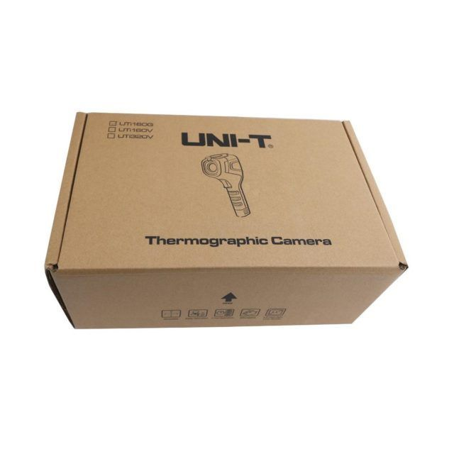 Uni T Uti160g Thermal Imager 50hz High Image New Zealand