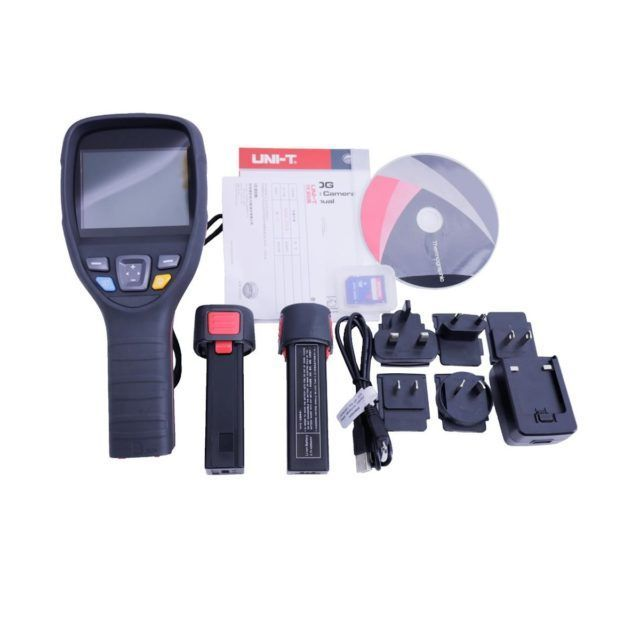 Uni T Uti160g Thermal Imager New Zealand